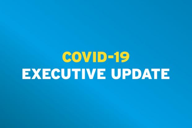 Executive Extends Restrictions To Combat Spread Of Covid 19 The Executive Office