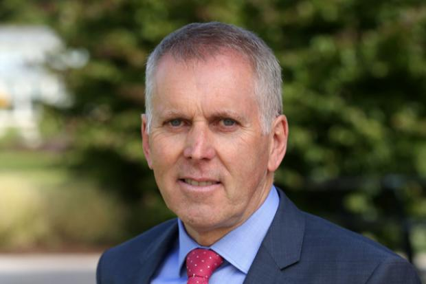 David Sterling, Head of the Northern Ireland Civil Service