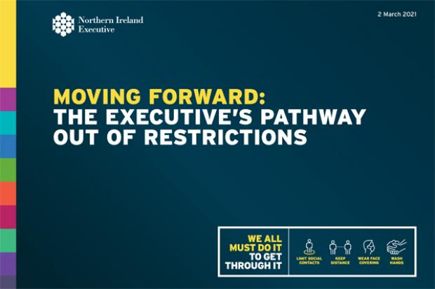 The Executive's Pathway Out Of Restrictions