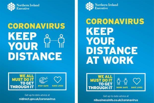 'Stay Safe; Save Lives' and 'Work Safe; Save Lives'.