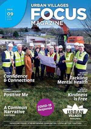 Urban Villages Focus magazine - Issue 9 cover